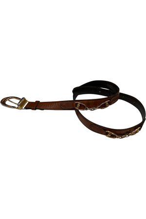 Céline Leather Belts