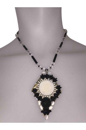 SHARRA PAGANO Multicolour Glass Necklaces