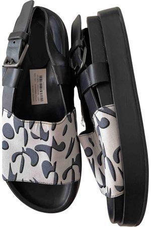 Jil Sander Cloth sandals