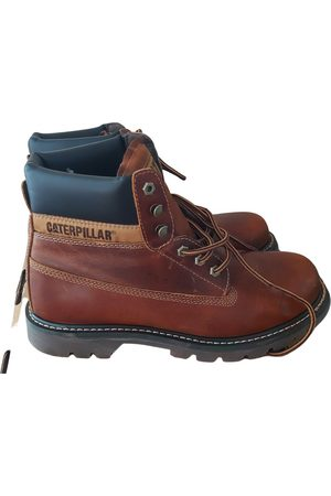 Caterpillar Leather Boots