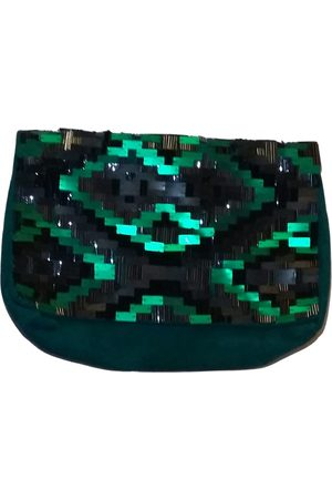 Matthew Williamson Wicker Clutch Bags