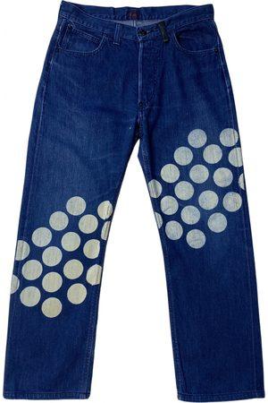 Issey Miyake Men Straight - Straight jeans
