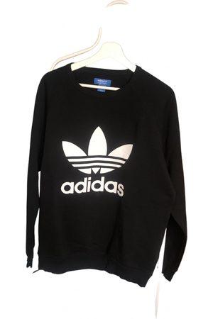 adidas Men Sweatshirts - Cotton Knitwear & Sweatshirt