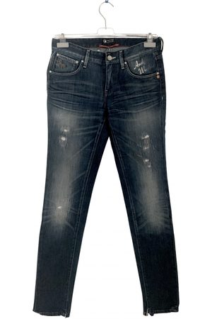 Andy Warhol Straight jeans