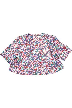SUNO Multicolour Cotton Tops