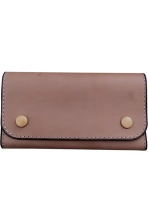 Loewe Camel Leather Small Bags\, Wallets & Cases