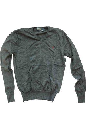 Polo Ralph Lauren Grey Wool Knitwear & Sweatshirts