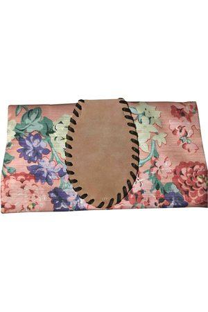 LUISA BECCARIA Silk Clutch Bags