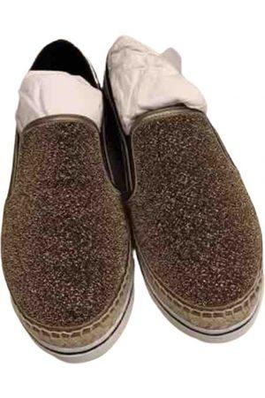 Jimmy Choo Glitter Espadrilles