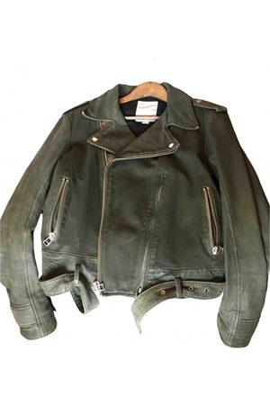adidas Leather jacket