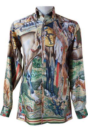 Hermès Multicolour Silk Shirts