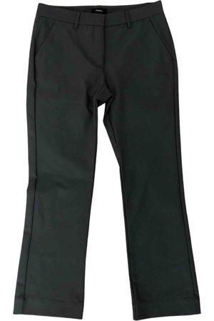 THEORY Women Straight Leg Pants - Straight pants
