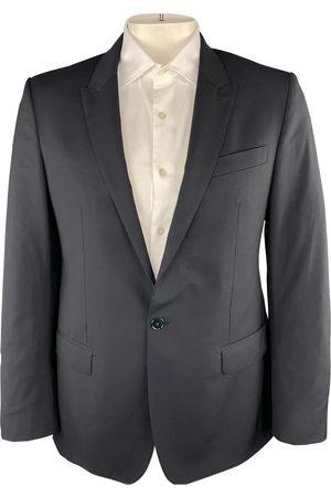 Dolce & Gabbana Navy Wool Jackets