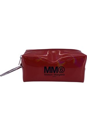 MM6 Polyester Clutch Bags