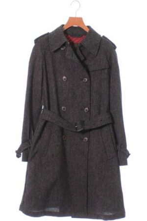 MACKINTOSH Women Trench Coats - Wool trench coat