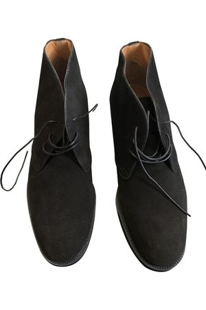 Bally Suede Boots