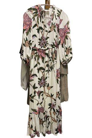 Bash Women Dresses - Multicolour Cotton - elasthane Dresses