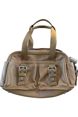 Longchamp Leather bowling bag