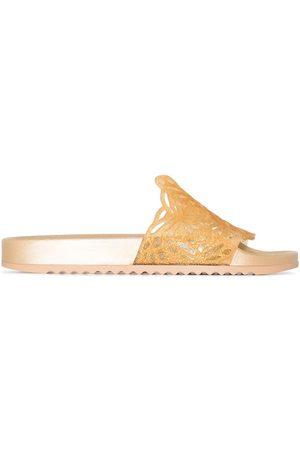 SOPHIA WEBSTER Lia butterfly-detail sandals