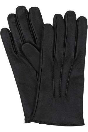 MARIO PORTOLANO Leather Touch Gloves