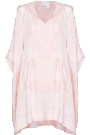 Lisa Marie Fernandez Tie-dye cotton kaftan