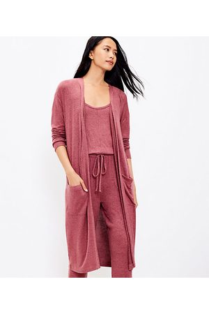 LOFT Women Bathrobes - Heathered Robe
