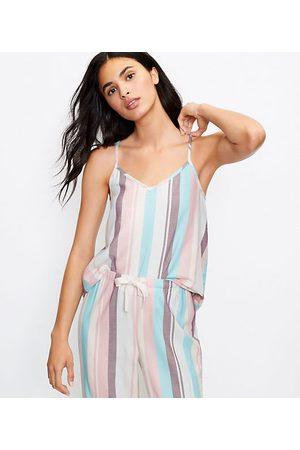 LOFT Stripe Pajama Cami