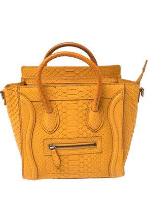 Céline Python Nano Luggage Tote