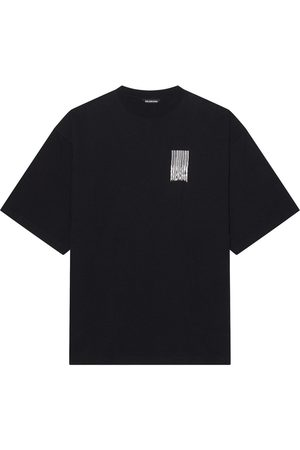 Balenciaga Short Sleeve - Logo-print short-sleeve T-shirt