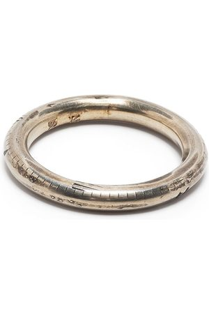 WERKSTATT:MÜNCHEN Men Rings - Textured-effect finger ring