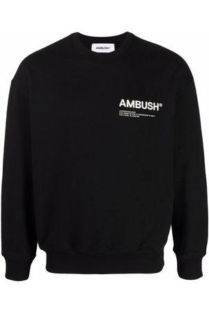 AMBUSH Logo-print Workshop sweatshirt