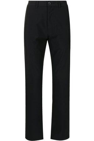 North Sails Men Chinos - Buttoned slim-cut chino trousers