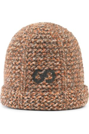 Gucci Boys Beanies - GG knitted beanie hat