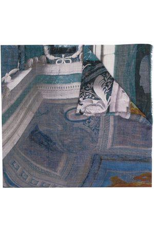 Faliero Sarti Men Scarves - Paisley-print scarf