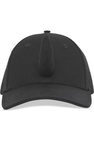 Burberry Men Caps - Horn detail baseball cap