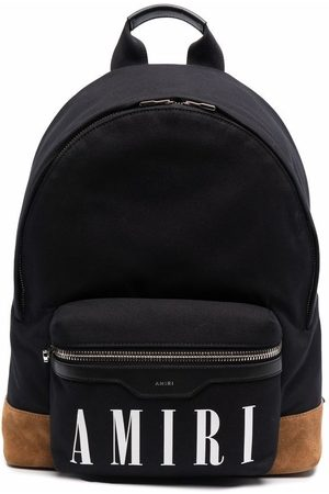AMIRI Men Rucksacks - Classic canvas backpack