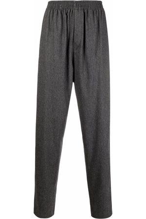 Isabel Marant Faileno wool-blend pants - Grey