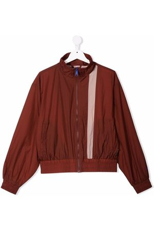 Molo TEEN two-tone bomber jacket