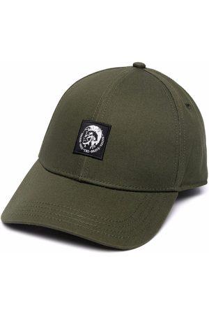 Diesel Logo-patch baseball cap