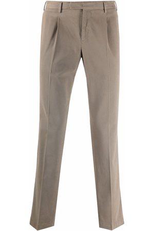 PT01 Men Formal Pants - Slim-cut tailored trousers - Grey