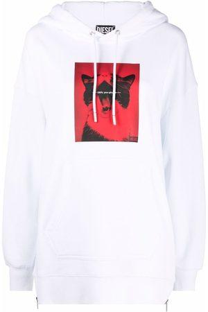 Diesel Women Hoodies - F-GULLY-HOOD hoodie