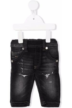 Diesel Distressed-effect denim jeans