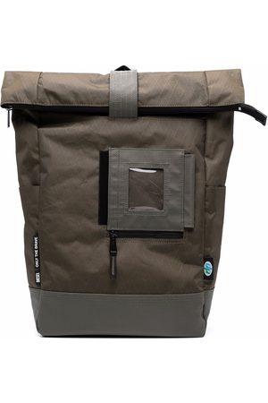 Diesel Patch-pocket backpack