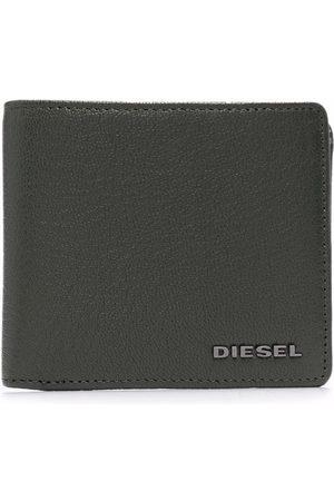Diesel Logo-plaque wallet