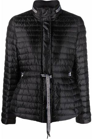 Michael Kors Women Puffer Jackets - Belted puffer shell jacket