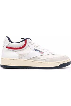 Autry Men Sneakers - Side logo-patch sneakers