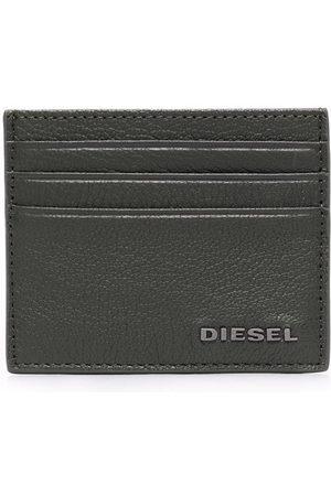 Diesel Logo-plaque cardholder
