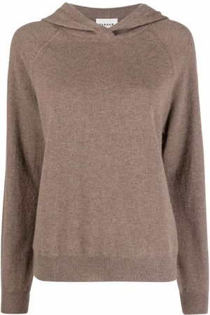 P.a.r.o.s.h. Long-sleeved cashmere hoodie