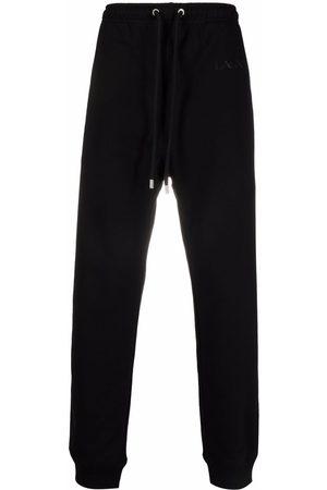 Lanvin Men Sweatpants - Drawstring cotton sweatpants