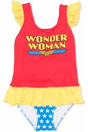MC2 SAINT BARTH Beatrix Wonder Woman swimsuit